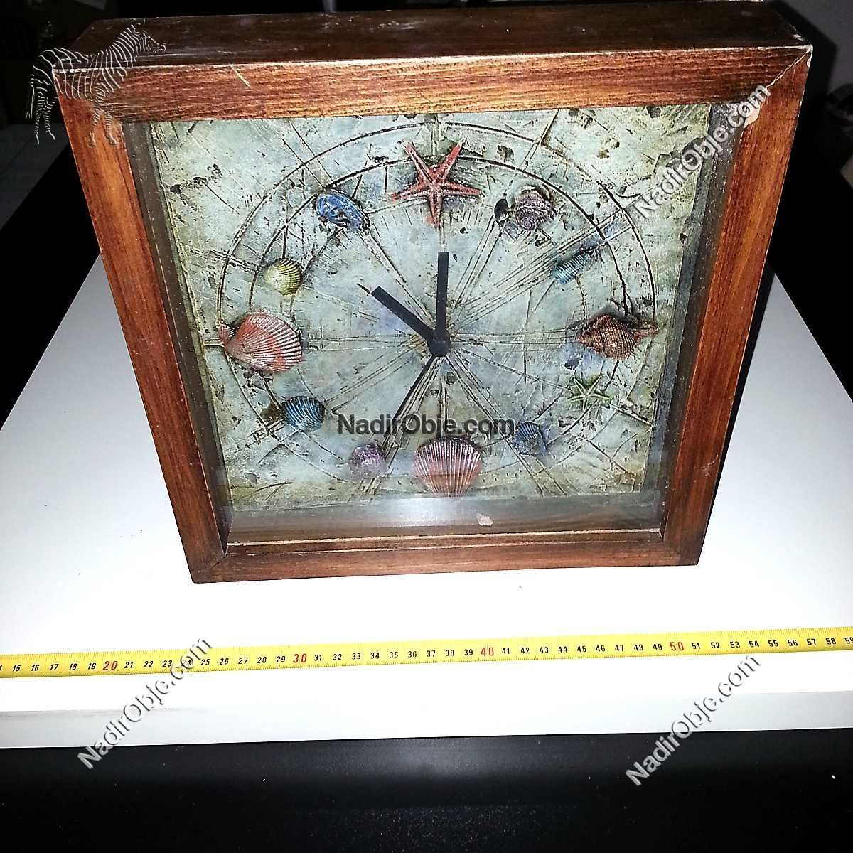 Deniz Temalı Saat