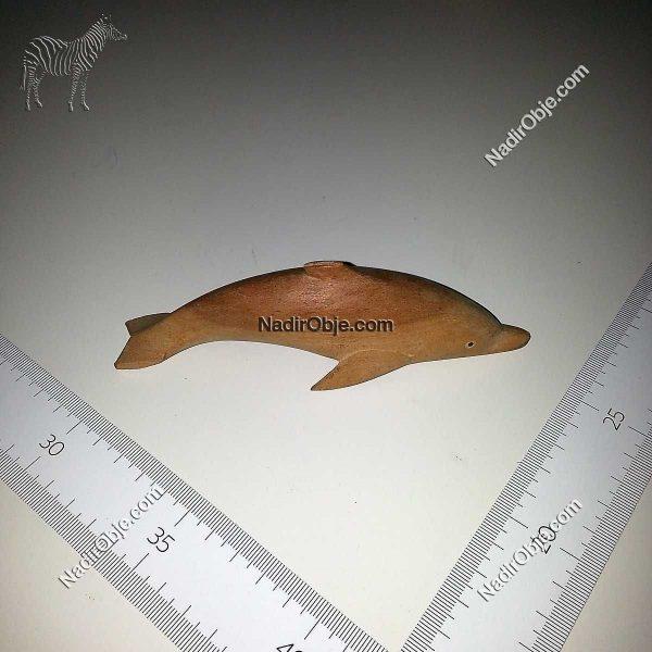Yunus Balığı Ahşap Objeler Ahşap