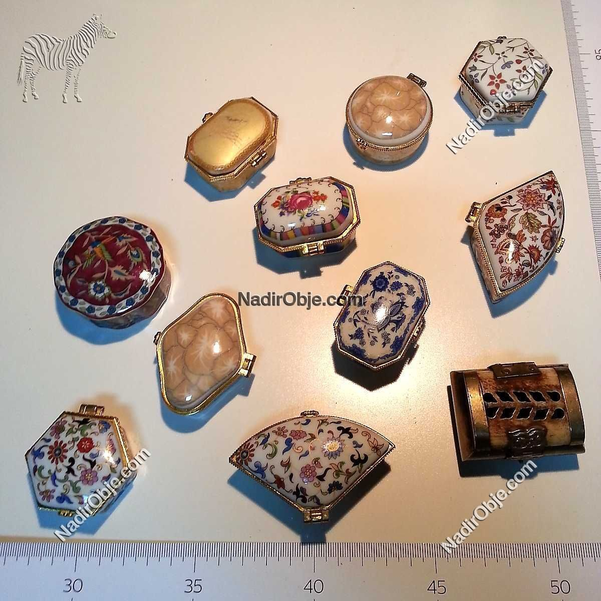 Porselen Kutu Lotu Seçtiklerimiz Kutu