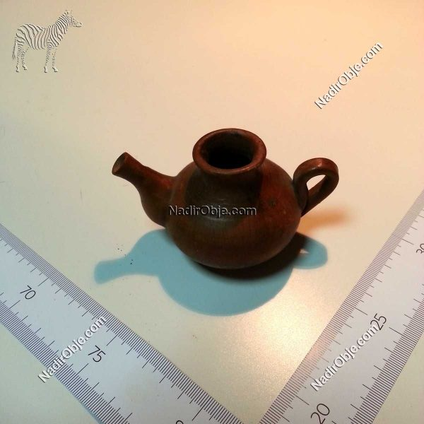 Süs Çaydanlığı Seramik-Porselen Objeler Çaydanlık