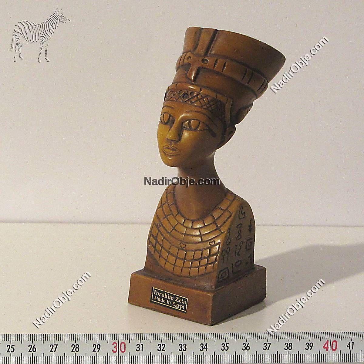 Eski Mısır Figür Plastik-Polyester Objeler Dekor