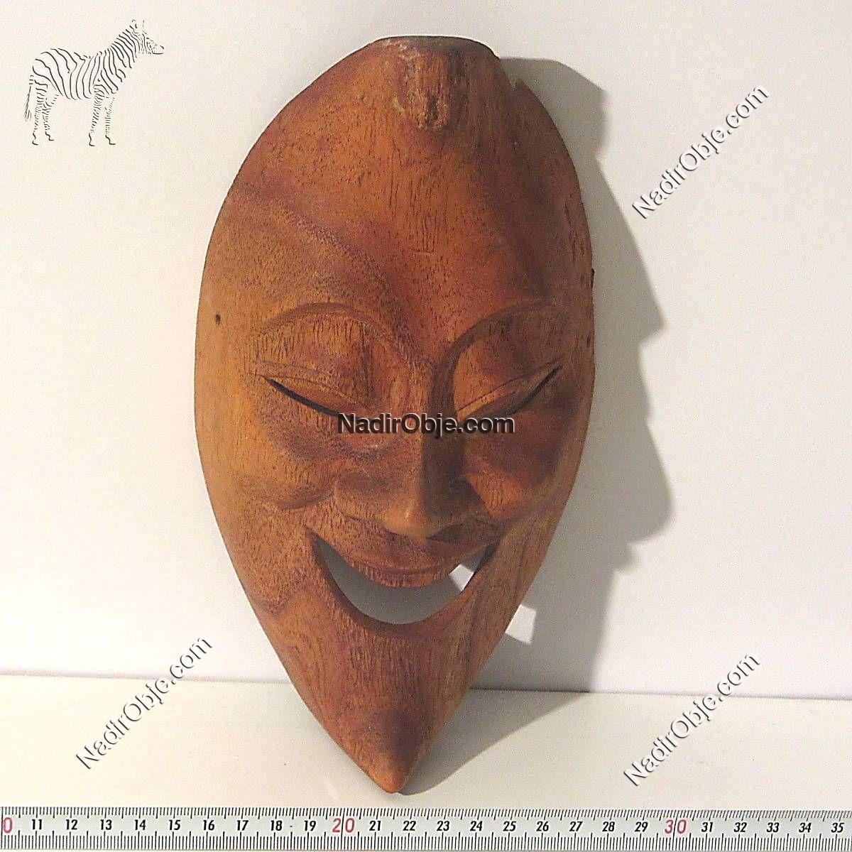 Ahşap Maske Ahşap Objeler Ahşap