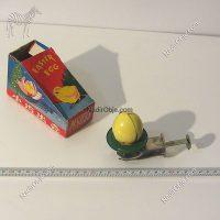 Easter Egg (Teneke Oyuncak) Metal Objeler Çin