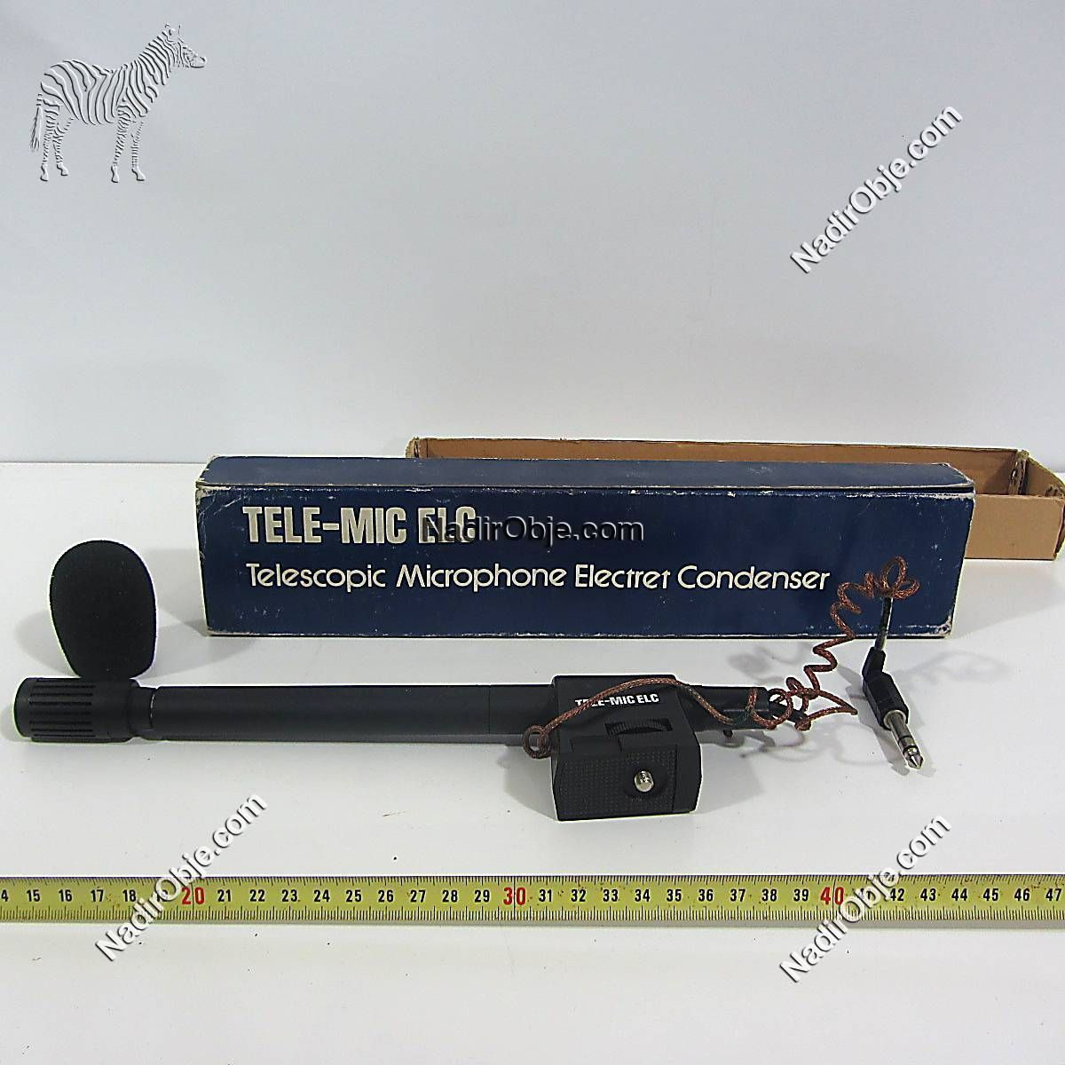 Tele-Mic Mikrofon Mekanik-Elektrikli Objeler Mikrofon