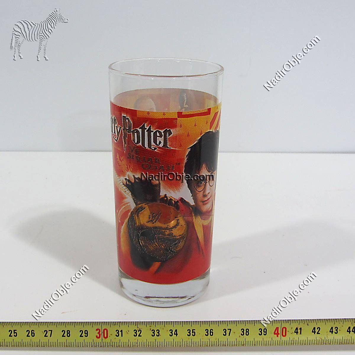 Coca Cola Harry Potter Bardak Cam-Taş Objeler Bardak