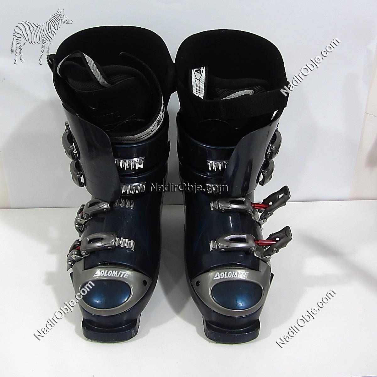 Dolomite Kayak Botu Deri-Kumaş-Tekstil Ayakkabı