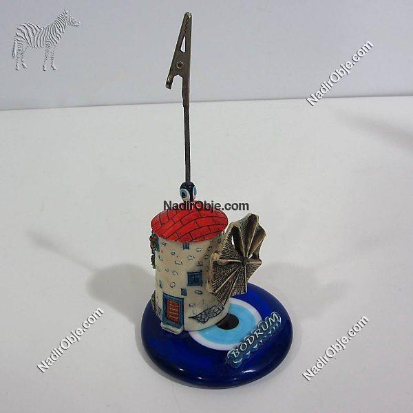 Not Tutucu Seramik-Porselen Objeler Bodrum