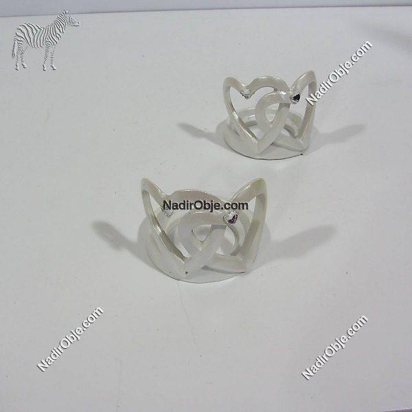 Bardak Tutucu Plastik-Polyester Objeler Bardak Tutucu