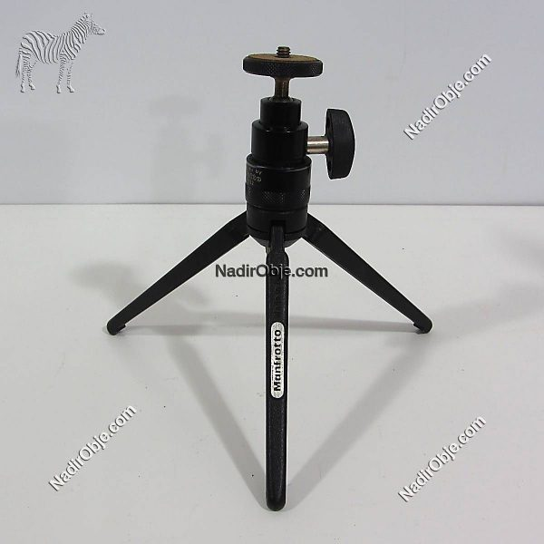 Manfrotto Mini Tripod Mekanik-Elektrikli Objeler Made in Italy