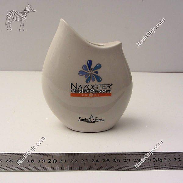 Porselen Kalemlik Seramik-Porselen Objeler İlaç