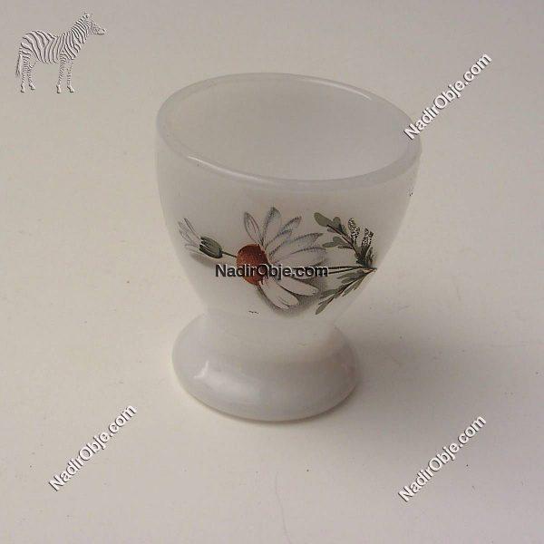 Papatya Yumurtalık Seramik-Porselen Objeler Papatya