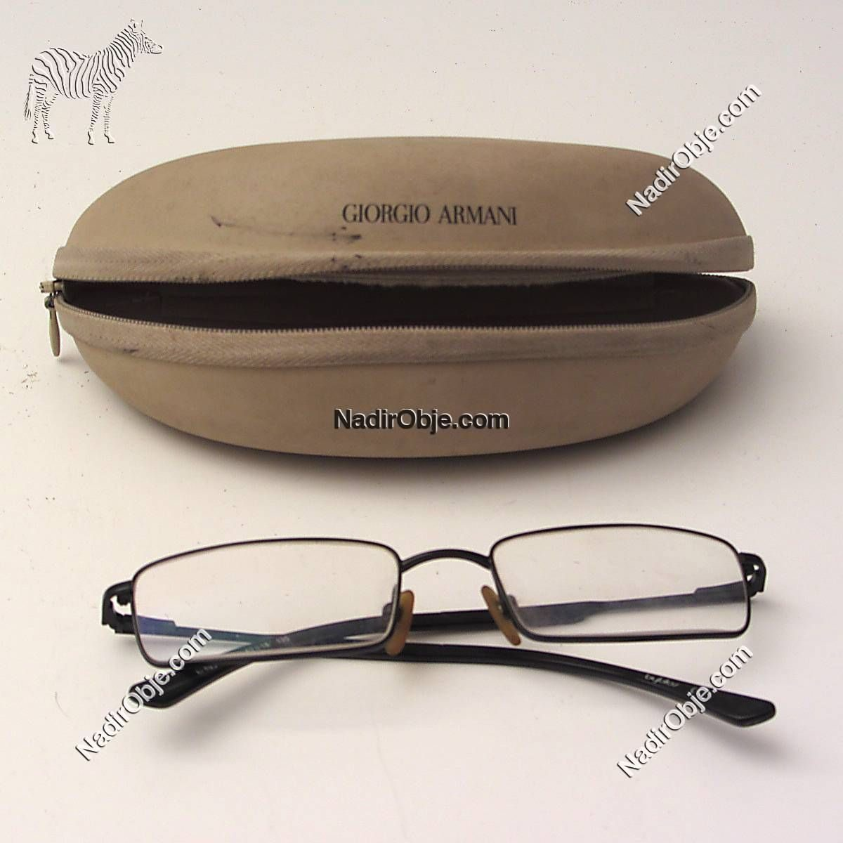Giorgio Armani Gözlük Cam-Taş Objeler Giorgio Armani