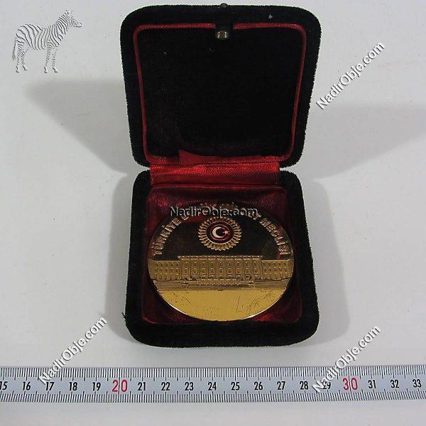 TBMM Hatırası Madalya
