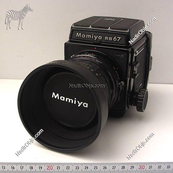 Mamiya RB-67 Fotoğraf Makinası