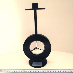 Mercedes Şamdan Metal Objeler Mercedes
