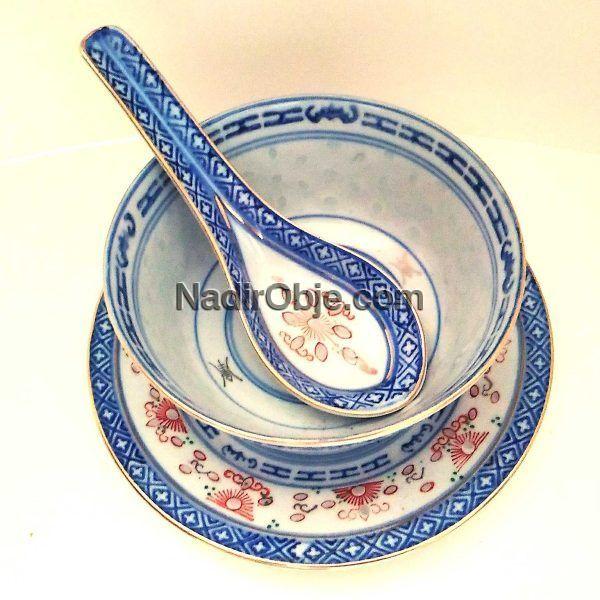 Porselen Sosluk Seramik-Porselen Objeler Şeffaf