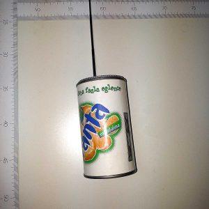 Kutu Fanta Şeklinde Radyo Mekanik-Elektrikli Objeler Fanta