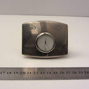 Metal Masa Saati Metal Objeler İlaç
