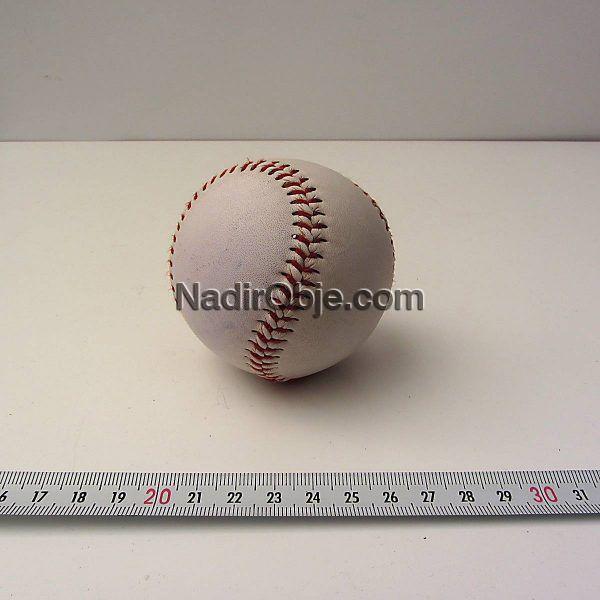 Beyzbol Topu Deri-Kumaş-Tekstil Beyzbol