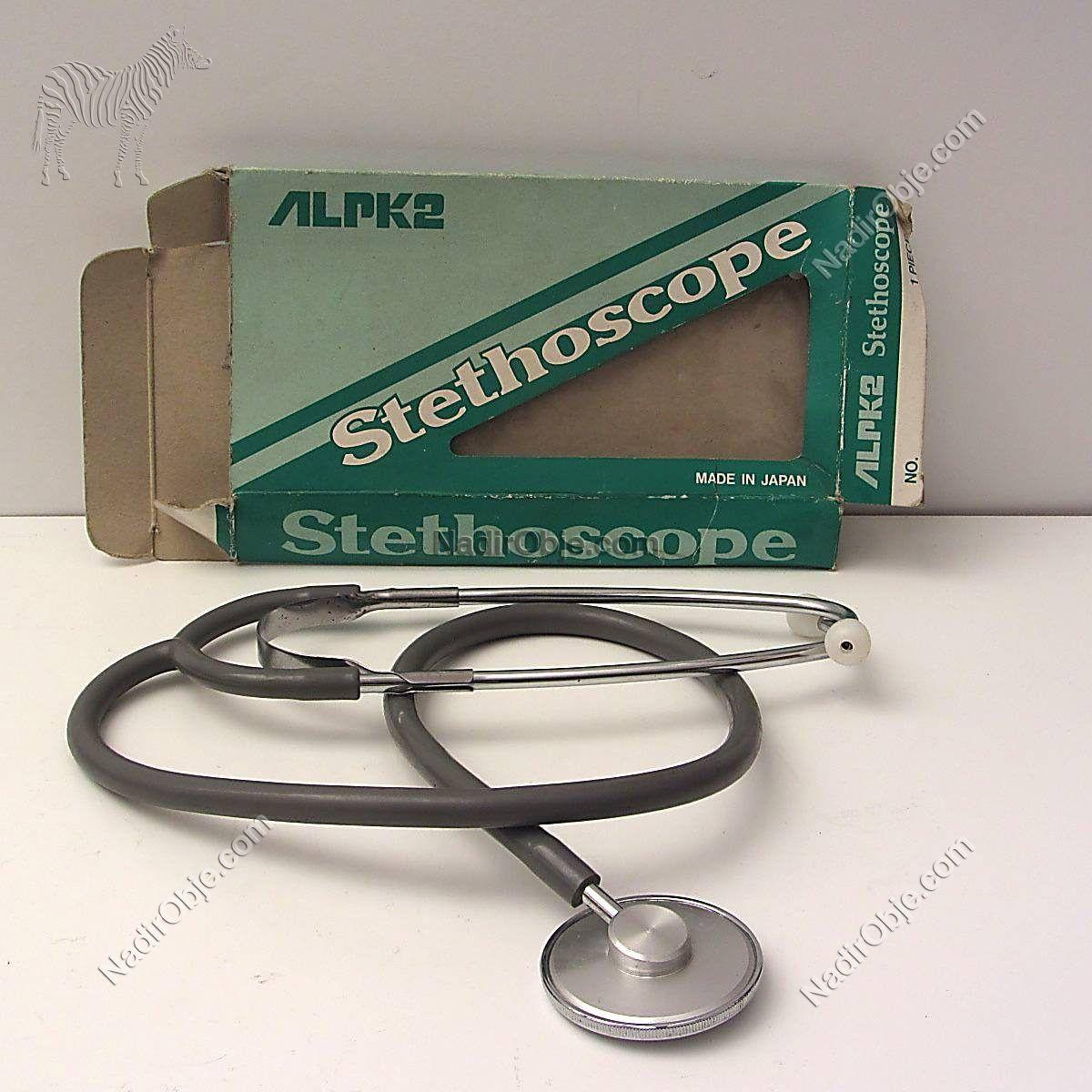 Steteskop Plastik-Polyester Objeler Sağlık