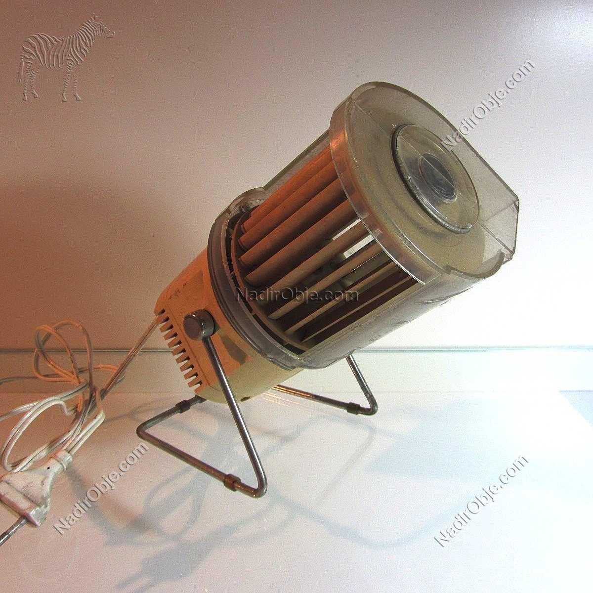 Vintage Vantilatör Mekanik-Elektrikli Objeler Pervane