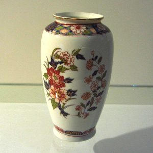 Porselen Vazo Seramik-Porselen Objeler Çin