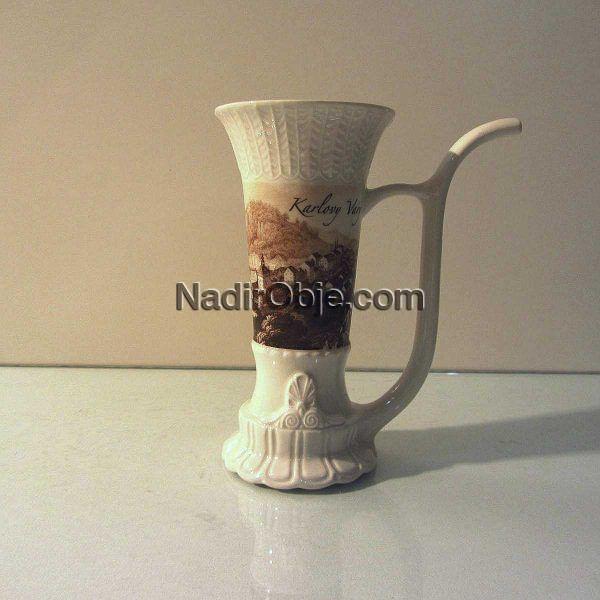 Porselen Zeytinyağlık Seramik-Porselen Objeler Atelier