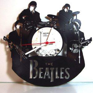 Beatles Saat Mekanik-Elektrikli Objeler Beatles