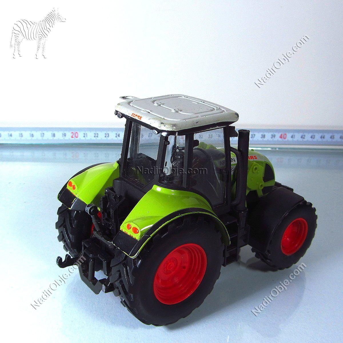 Oyuncak Traktör Plastik-Polyester Objeler Araba