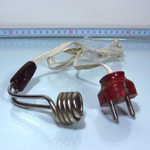 1950'lerden Mini Su Isıtıcı Mekanik-Elektrikli Objeler Elektrik