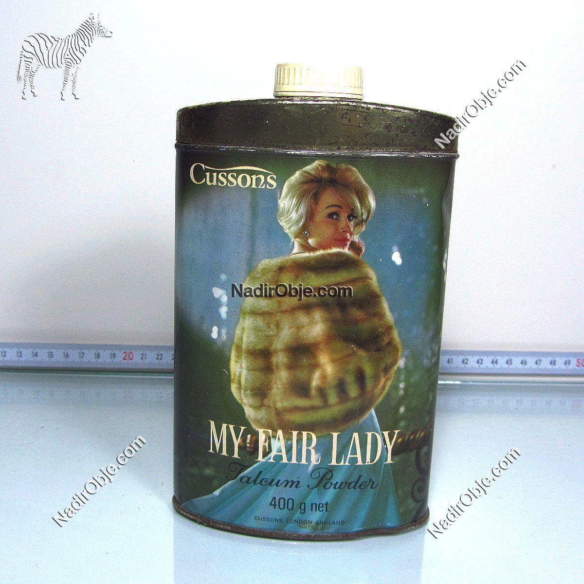 My Fair Lady Pudra Diğer Objeler İngiliz