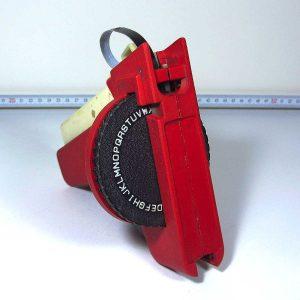 Şerit Yazma Makinası Mekanik-Elektrikli Objeler Plastik
