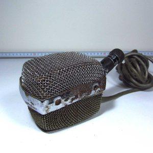 Yerli Analog Mikrofon Mekanik-Elektrikli Objeler Analog