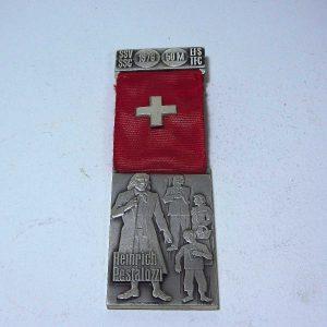 1976 Yılı İsviçre Madalya Diğer Objeler İsviçre