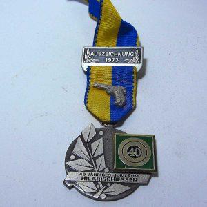Almanya Atıcılık Madalyası Diğer Objeler Almanya