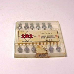 20 Numara Enjektör İğnesi Diğer Objeler 2R2