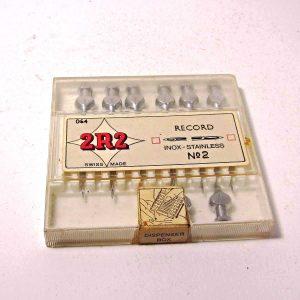 1 Numara Enjektör İğneleri (Kutu 2 No) Diğer Objeler 2R2