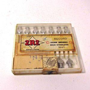 1 Numara Enjektör İğneleri Diğer Objeler 2R2