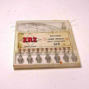 2 Numara Enjektör İğneleri Diğer Objeler 2R2