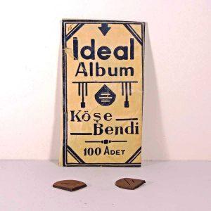 Albüm Köşebendi Diğer Objeler Albüm
