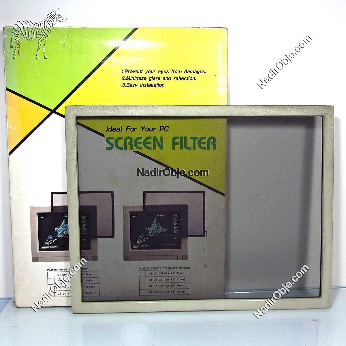 İpek Ekran Filtresi Diğer Objeler Bilgisayar