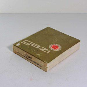 Gazi Sigara Kutusu Diğer Objeler 1973