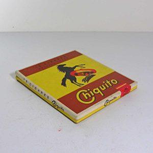 Chiquito Sigara Kutusu Diğer Objeler Chiquito