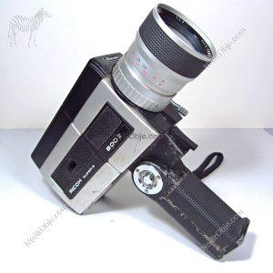 Ricoh Kamera Mekanik-Elektrikli Objeler Film
