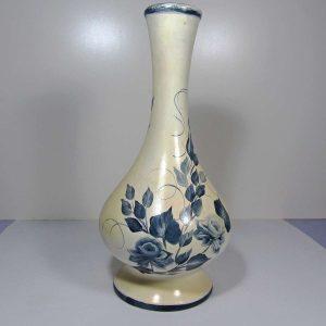 Ortadoğu İşi El Boyama Vazo Seramik-Porselen Objeler Elişi