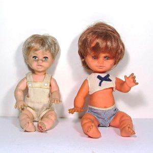 Oyuncak Bebek Deri-Kumaş-Tekstil Bebek