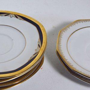 4+2 Fincan Bavaria Tabağı Seramik-Porselen Objeler Fincan