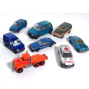 Metal Oyuncak Arabalar Diğer Objeler Araba