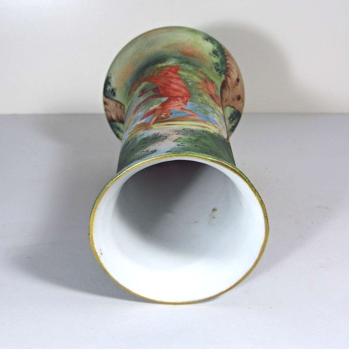 Royal Porselen Vazo Seramik-Porselen Objeler Porselen