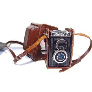 Lubitel 2 Fotoğraf Makinası Mekanik-Elektrikli Objeler Fotoğraf